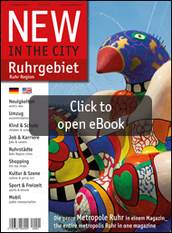 Cover Ruhrgebiet